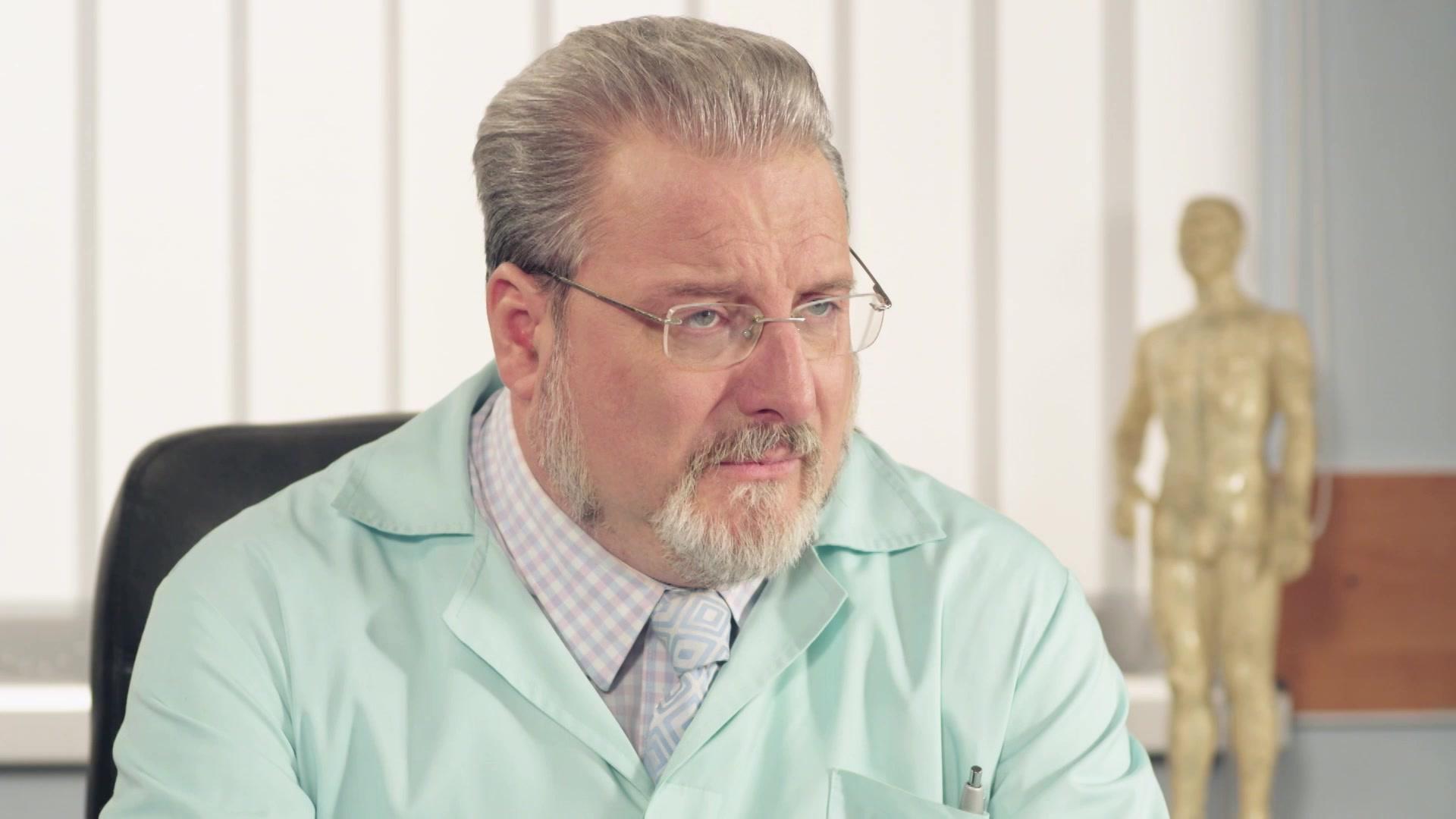 Дежурный врач (На украинском языке) / Серия 34 (на украинском языке)