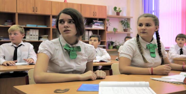 Классная школа - Серия 58