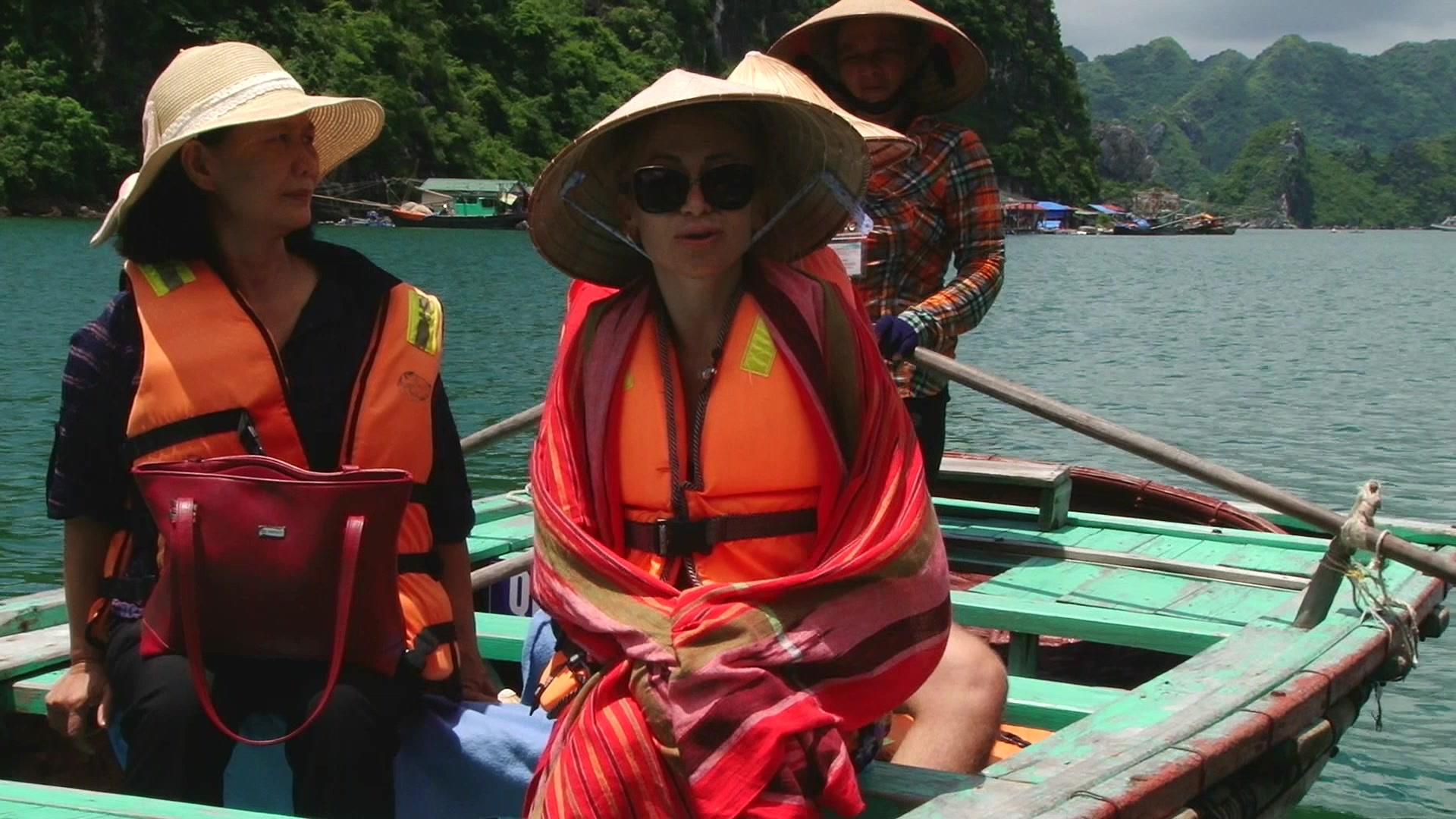 Мировая прогулка: Вьетнам - Серия 6