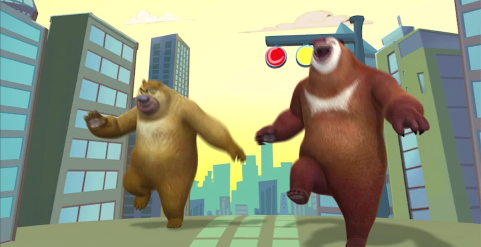 Медведи-соседи - Серия 80