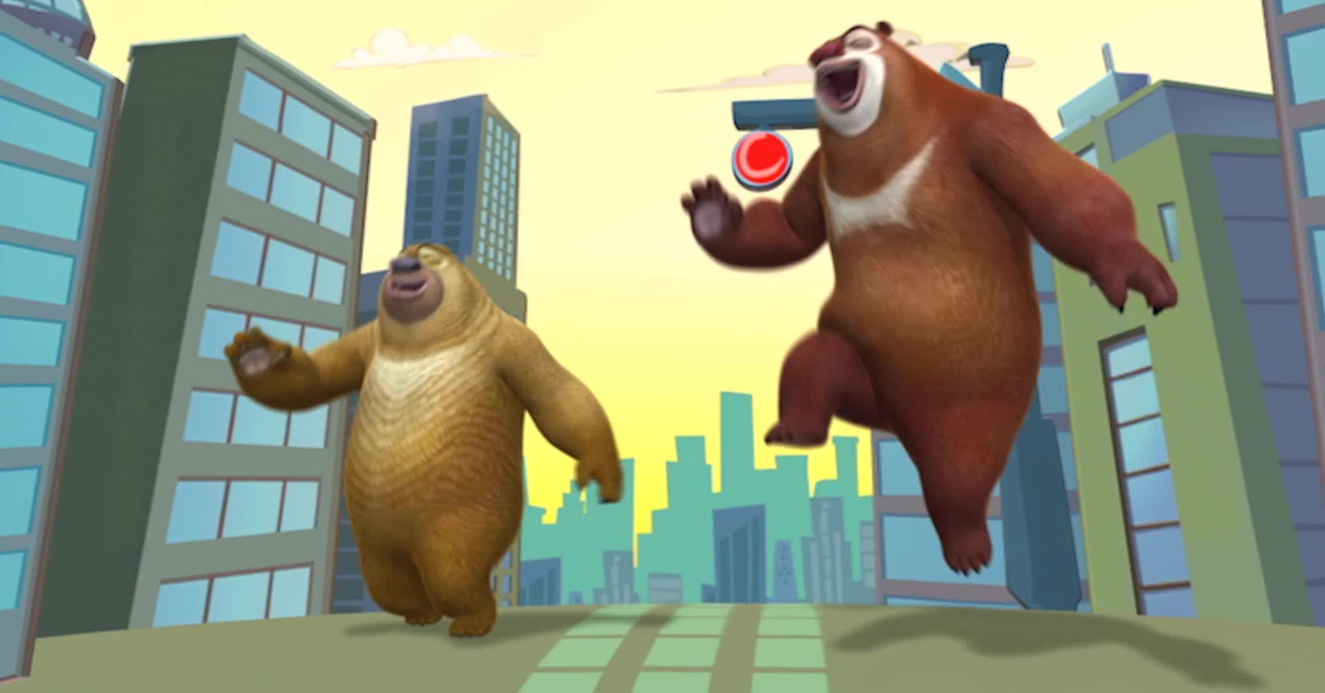 Медведи-соседи - Серия 101