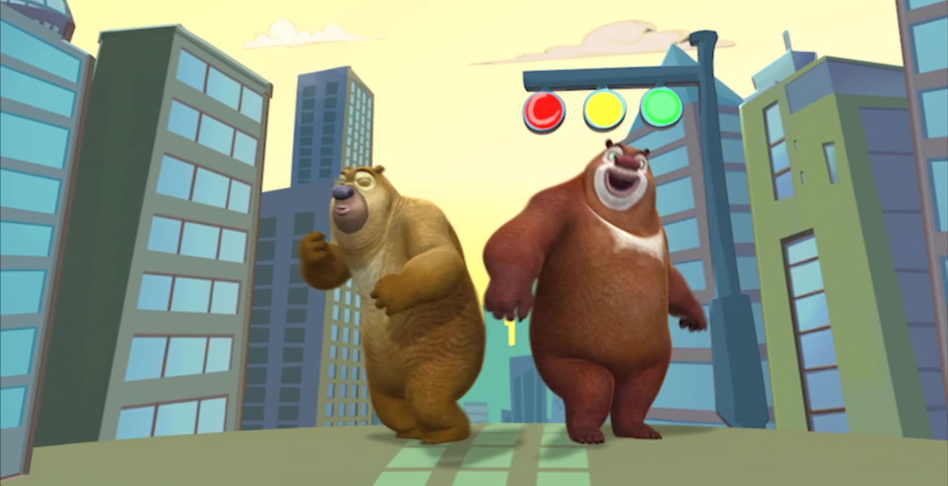 Медведи-соседи - Серия 33
