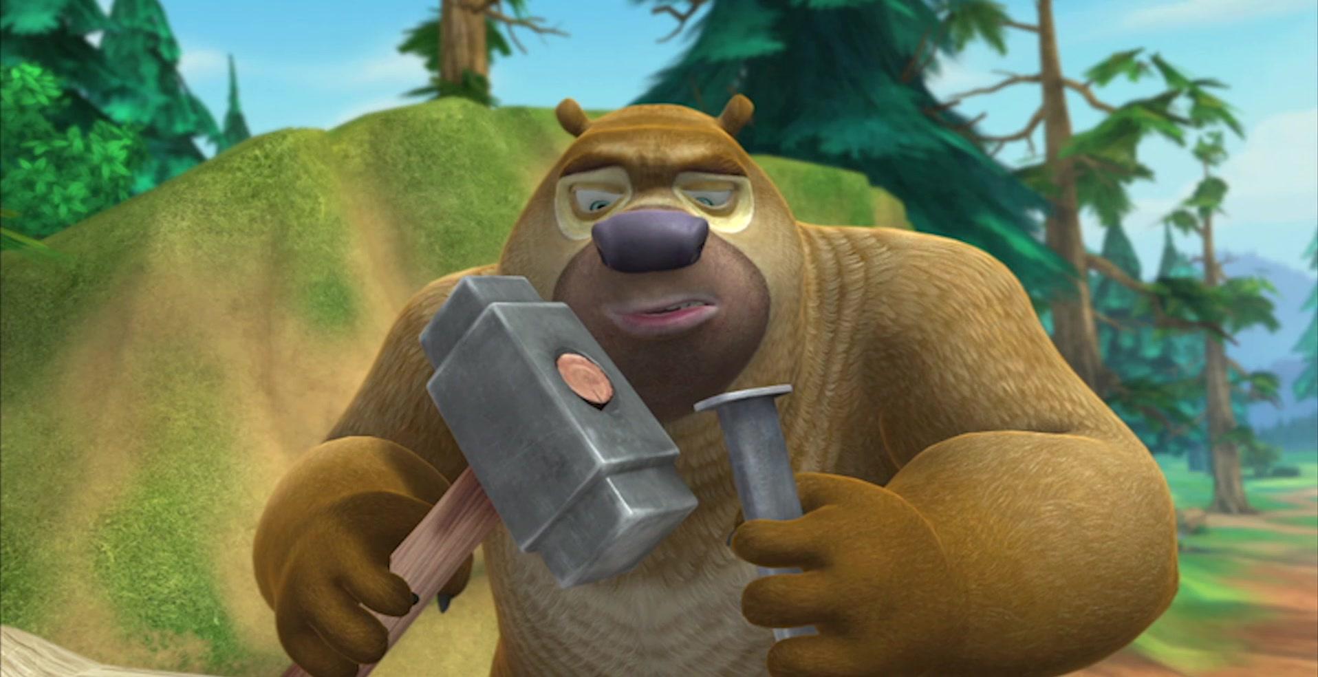 Медведи-соседи - Серия 78