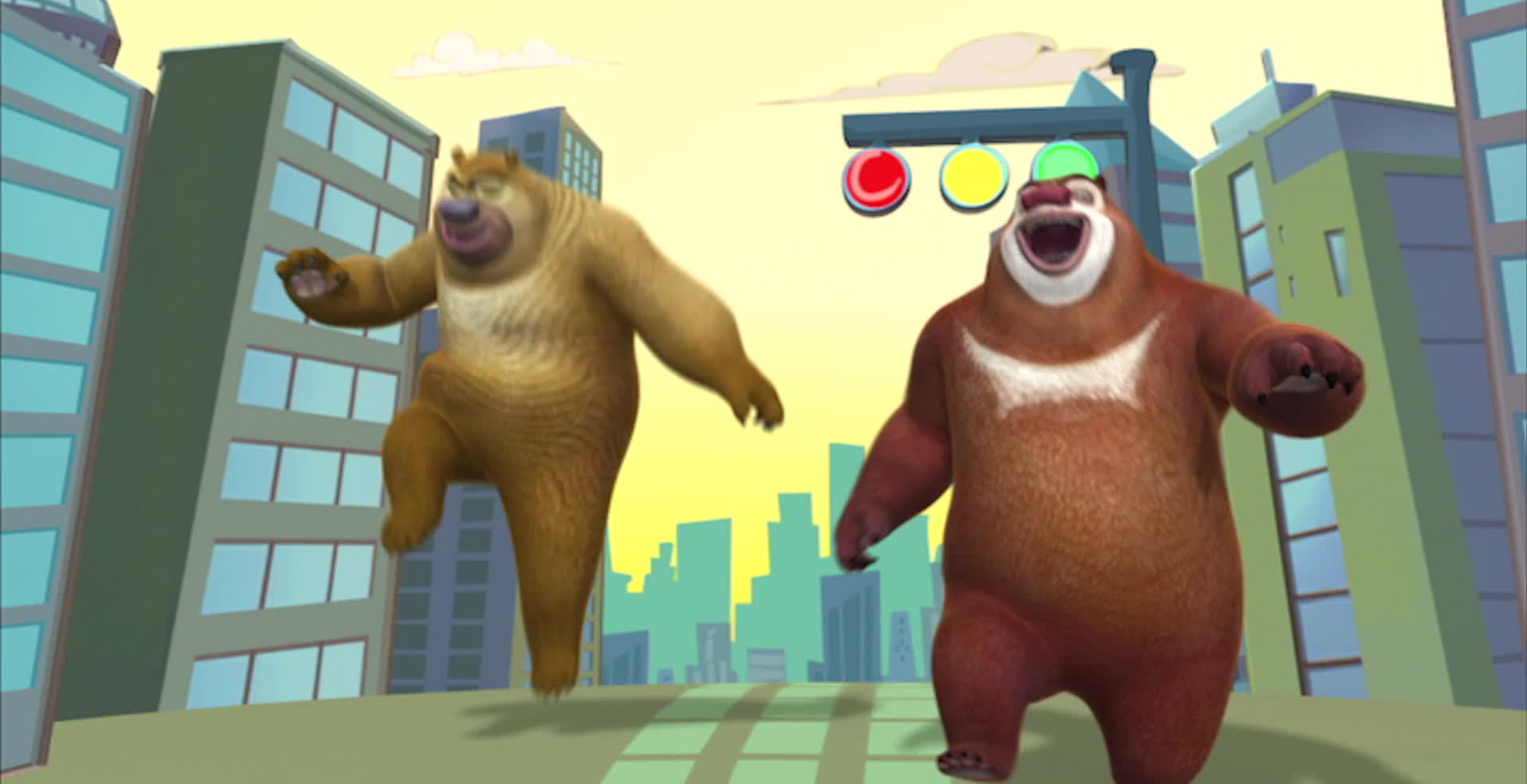 Медведи-соседи - Серия 67