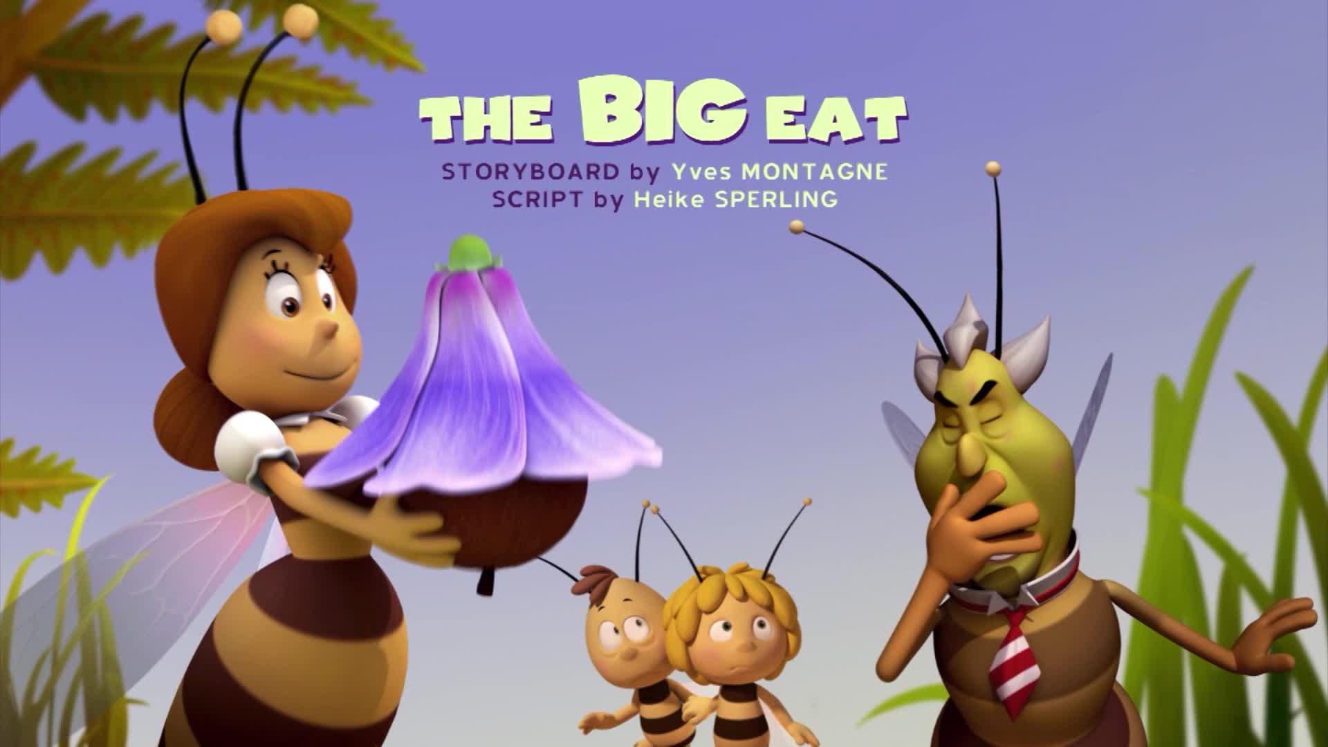 Пчелка Майя: Новые приключения / Королевское блюдо