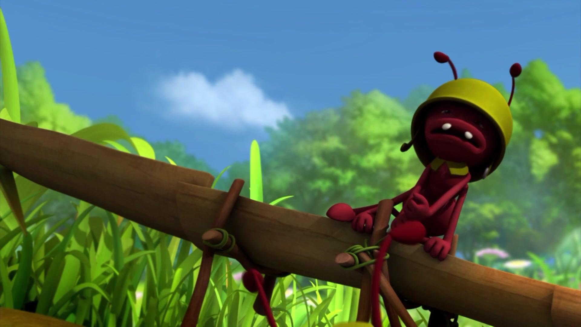 Пчелка Майя: Новые приключения / Медовый сад