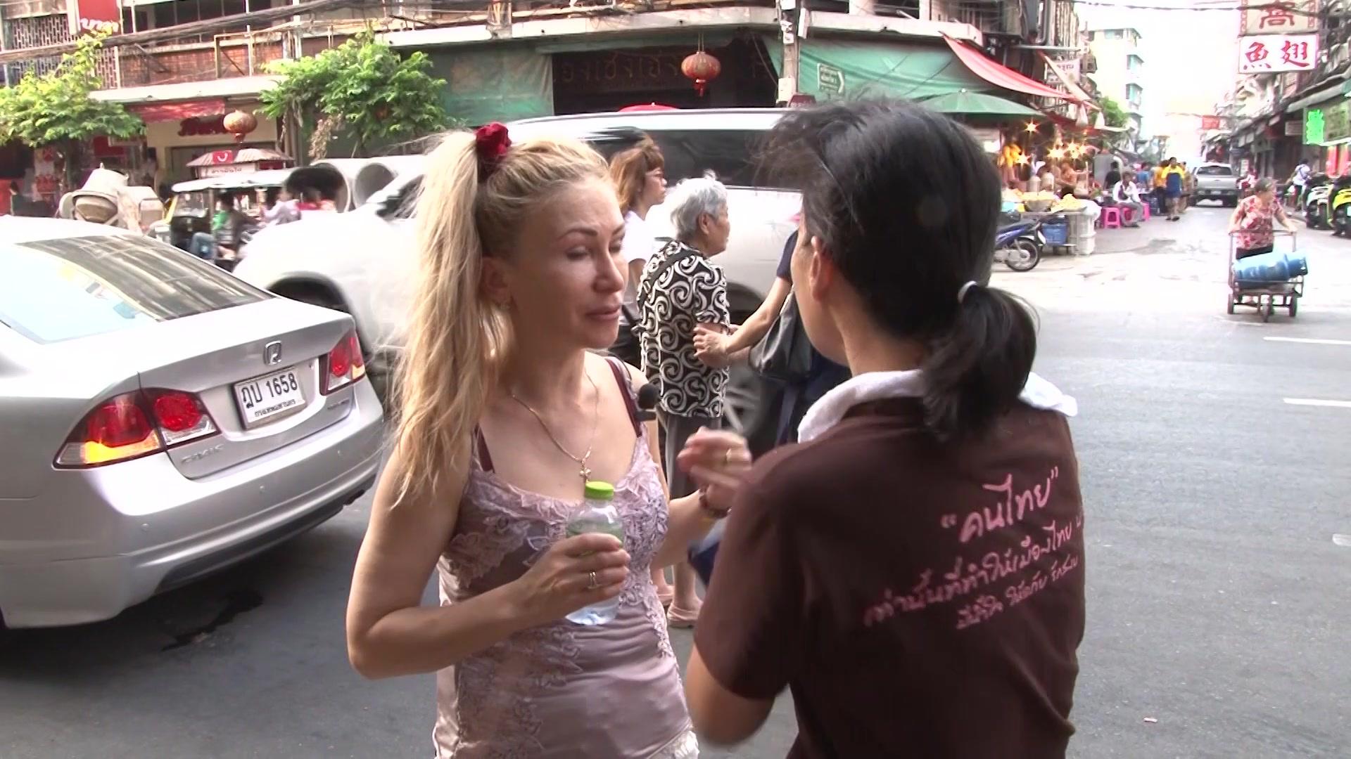 Мировая прогулка: Таиланд (Бангкок) - Серия 5