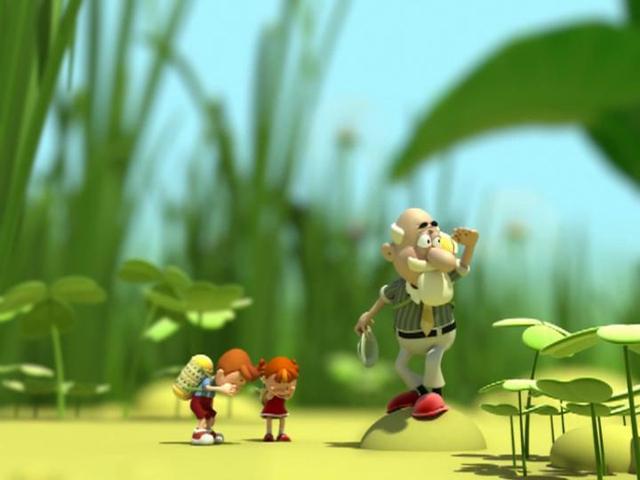 Необыкновенные приключения Карика и Вали (2005) - Серия 5