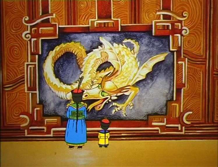 Сказочные истории / Маленький император