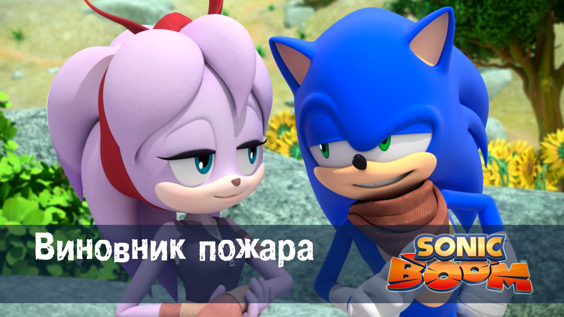 Соник Бум - Серия 43
