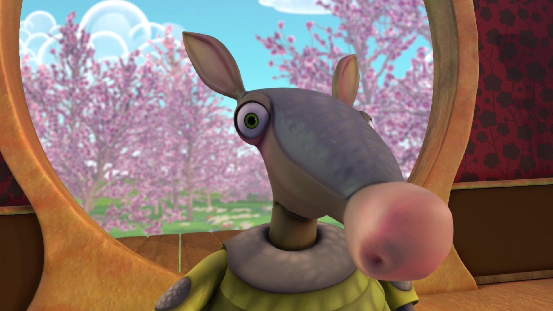 10 друзей Кролика - Серия 8