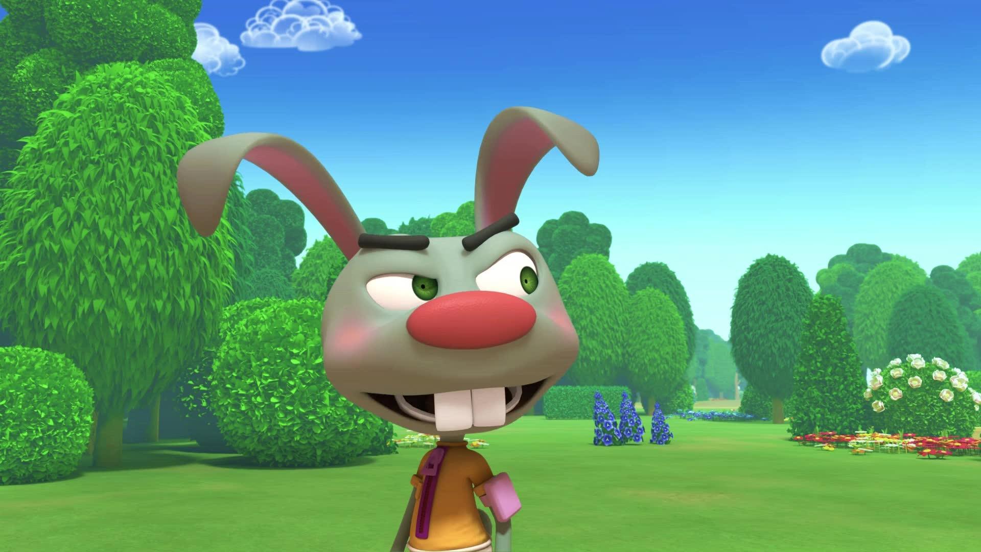 10 друзей Кролика - Серия 7