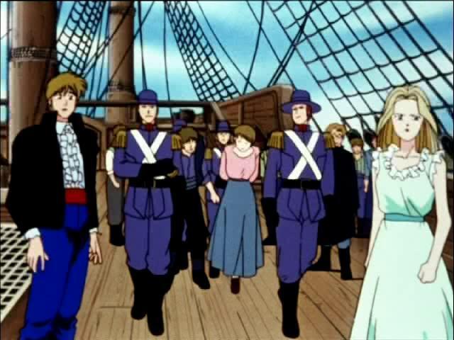 Легенда о Зорро (1991) - Серия 1