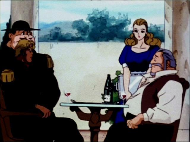 Легенда о Зорро (1991) - Серия 3