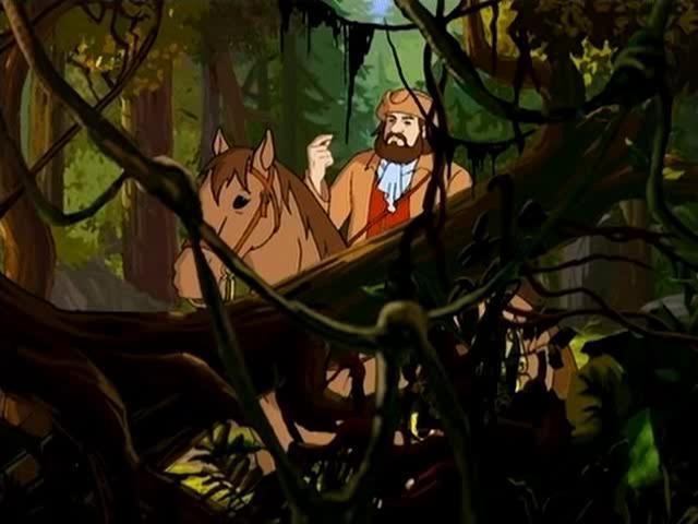Последний из Могикан (2004) - Серия 8