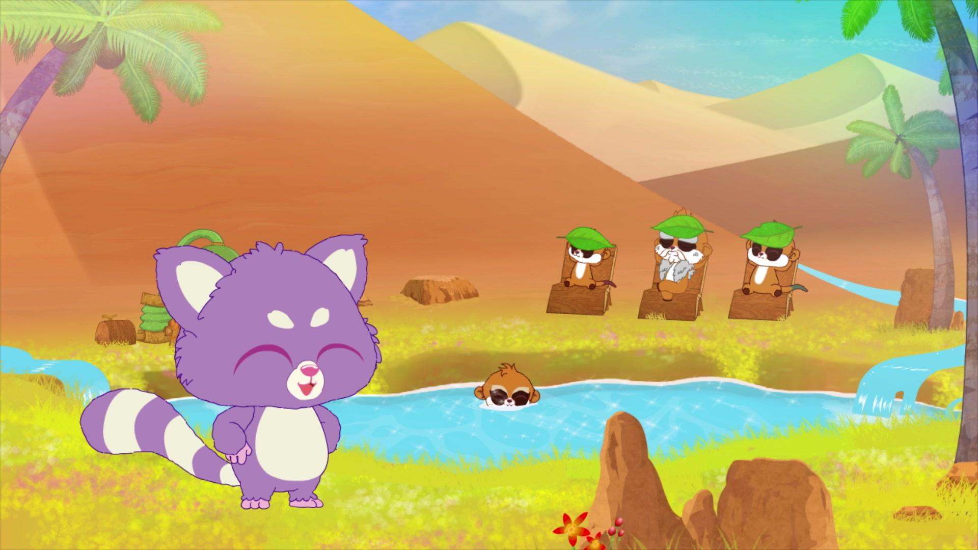 Юху и его друзья - Серия 52