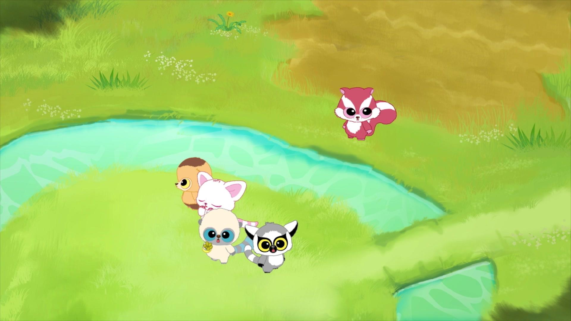 Юху и его друзья - Серия 2