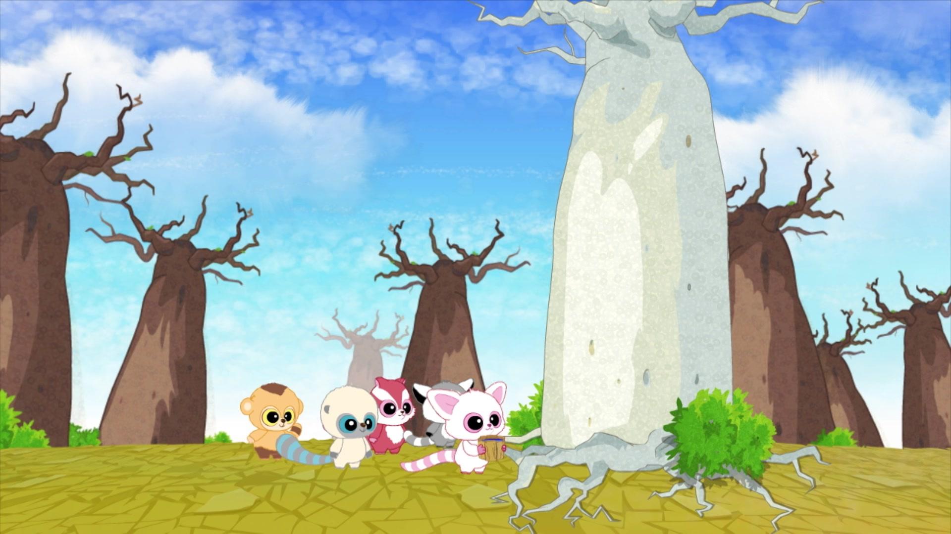 Юху и его друзья - Серия 3