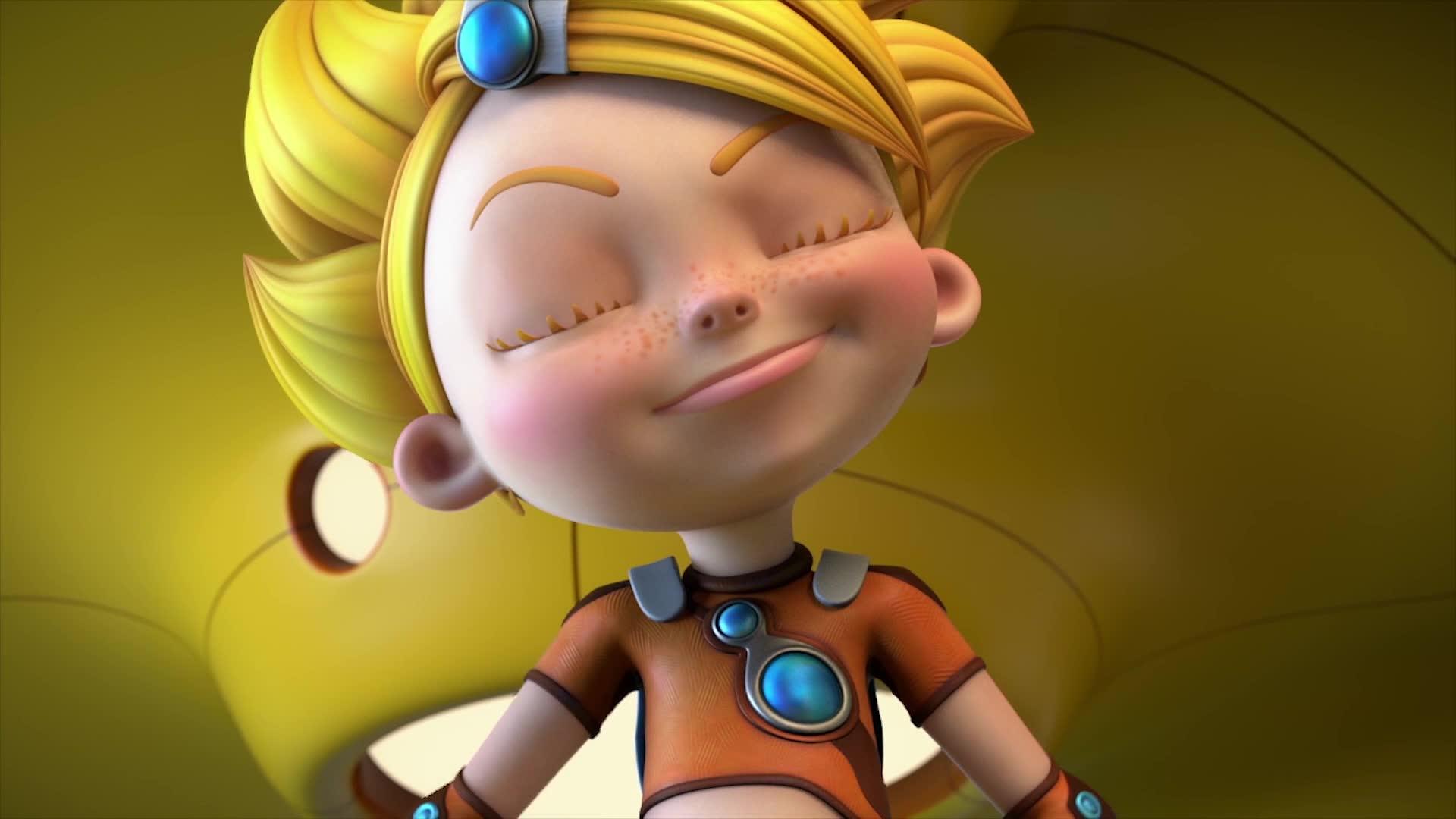 Алиса знает, что делать! - Серия 43