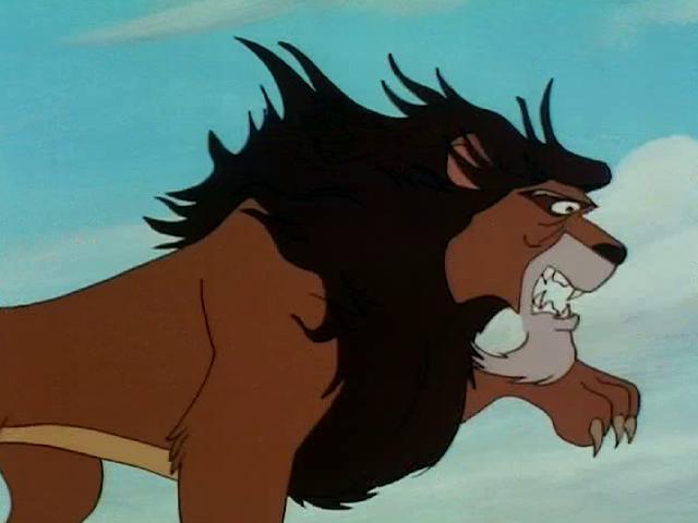 Симба: Король-лев (1995) / 41 серия