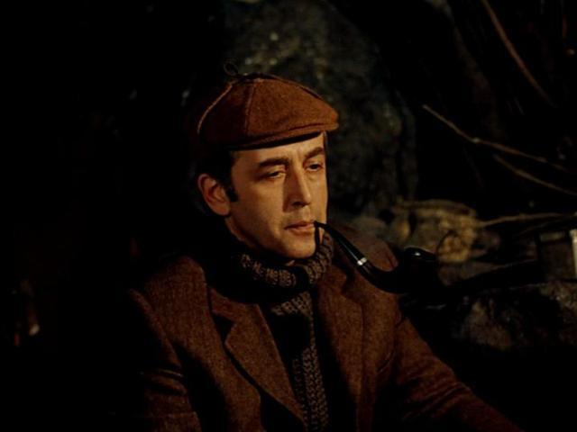 Шерлок Холмс и доктор Ватсон / Собака Баскервилей. Серия 2