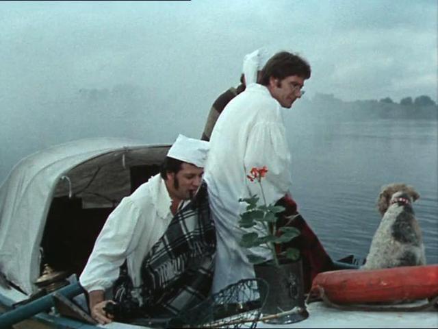 Трое в лодке, не считая собаки - Серия 2
