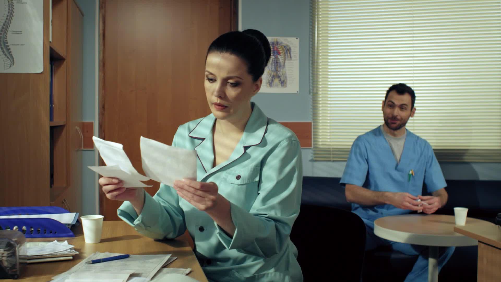 Дежурный врач (На украинском языке) - Серия 15