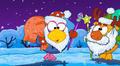 Смешарики / Операция «Дед мороз»