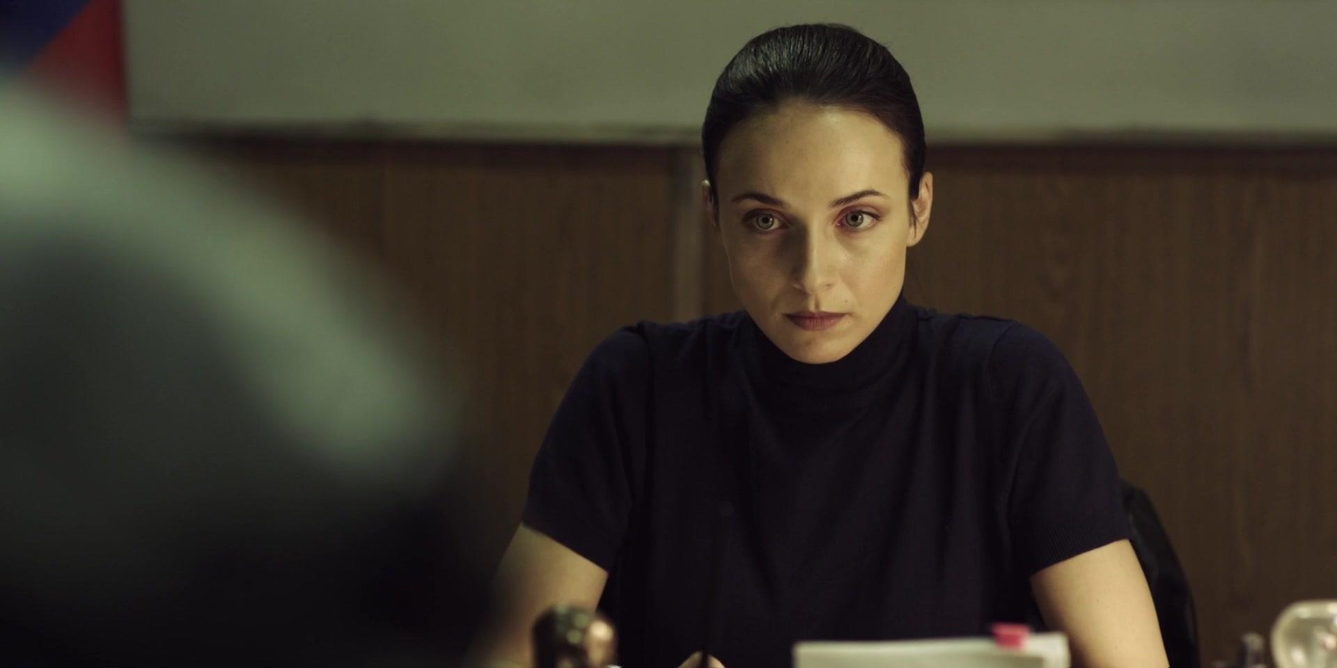 Полицейский участок (2015) / Серия 4