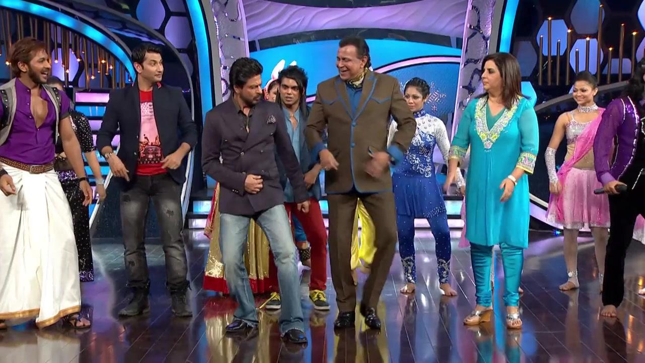 Танцуй, Индия, танцуй! Супермамы / Серия 2