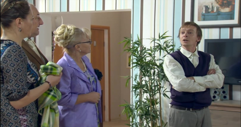 Семейные обстоятельства (2013) - Серия 52
