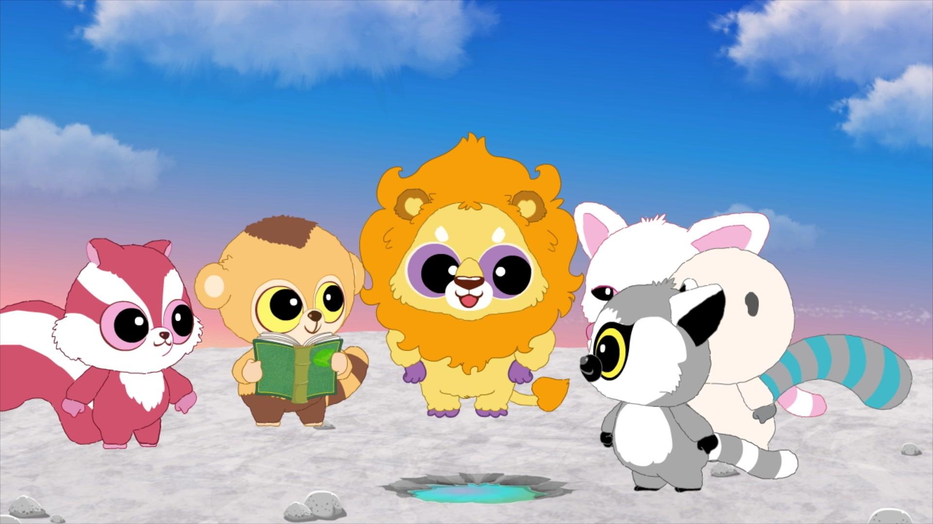 Юху и его друзья - Серия 6