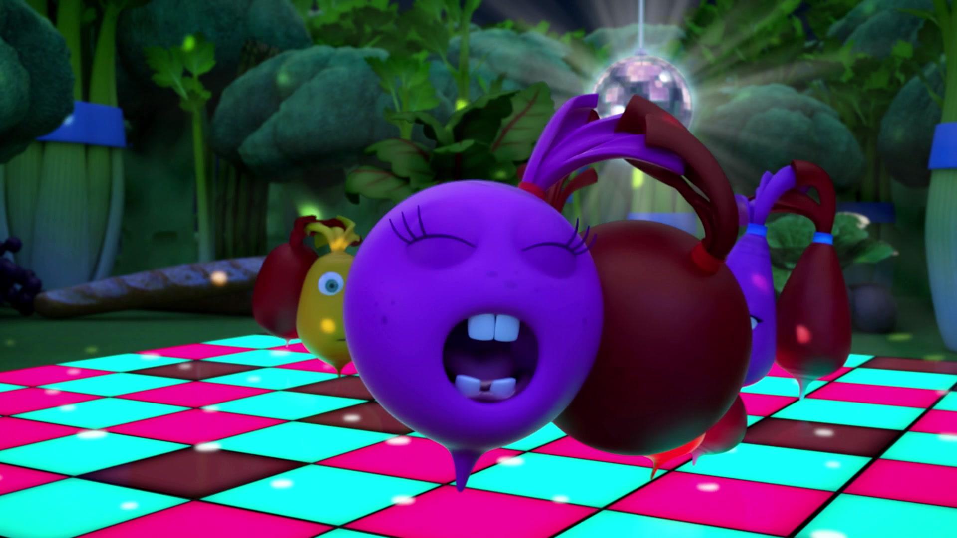Овощная вечеринка / Вот это редька!