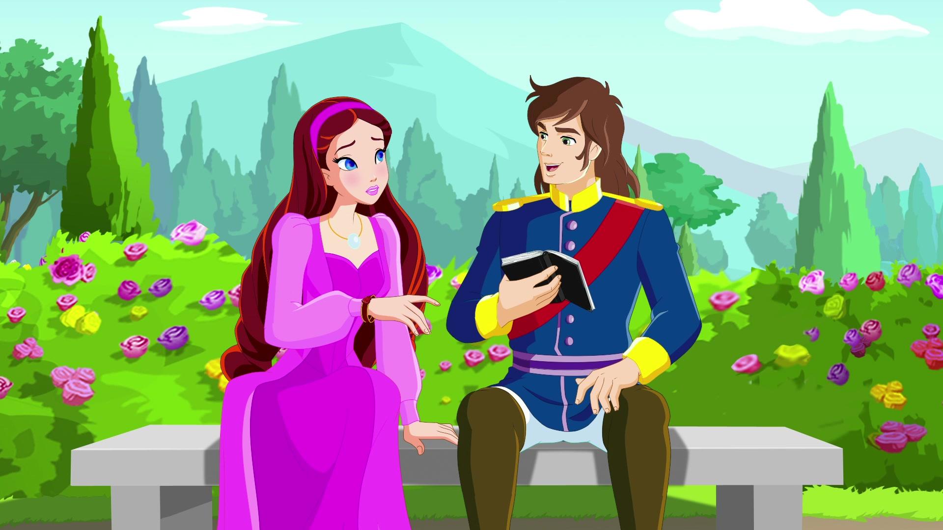 Принцесса Сисси - Серия 1
