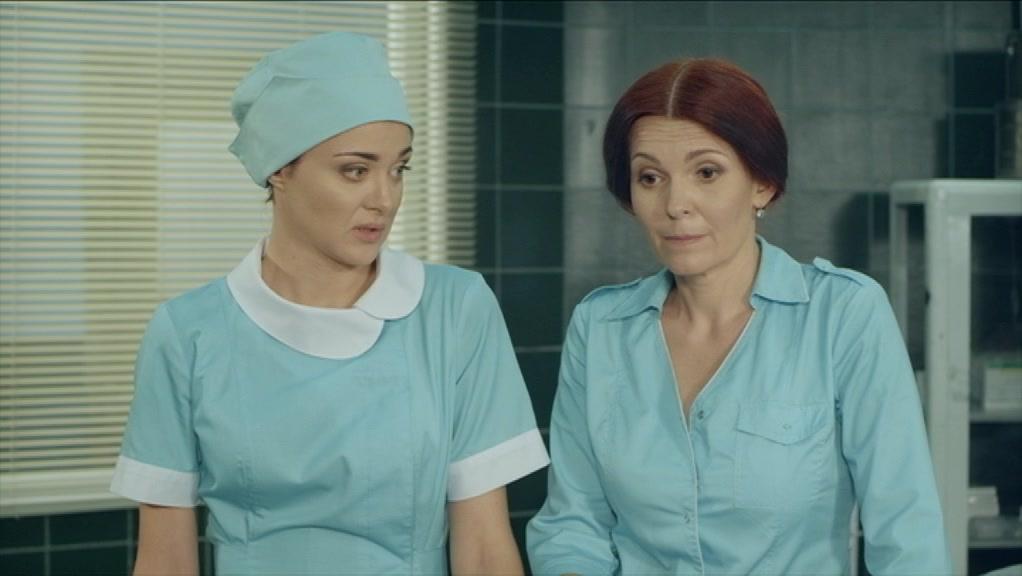 Дежурный врач (На украинском языке) - Серия 6
