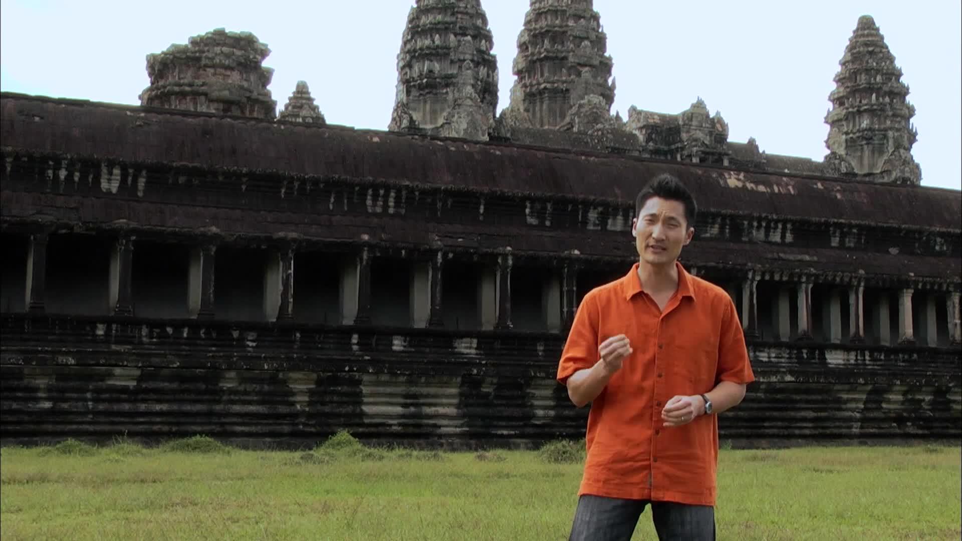 Ангкор. Земля Богов - Серия 1