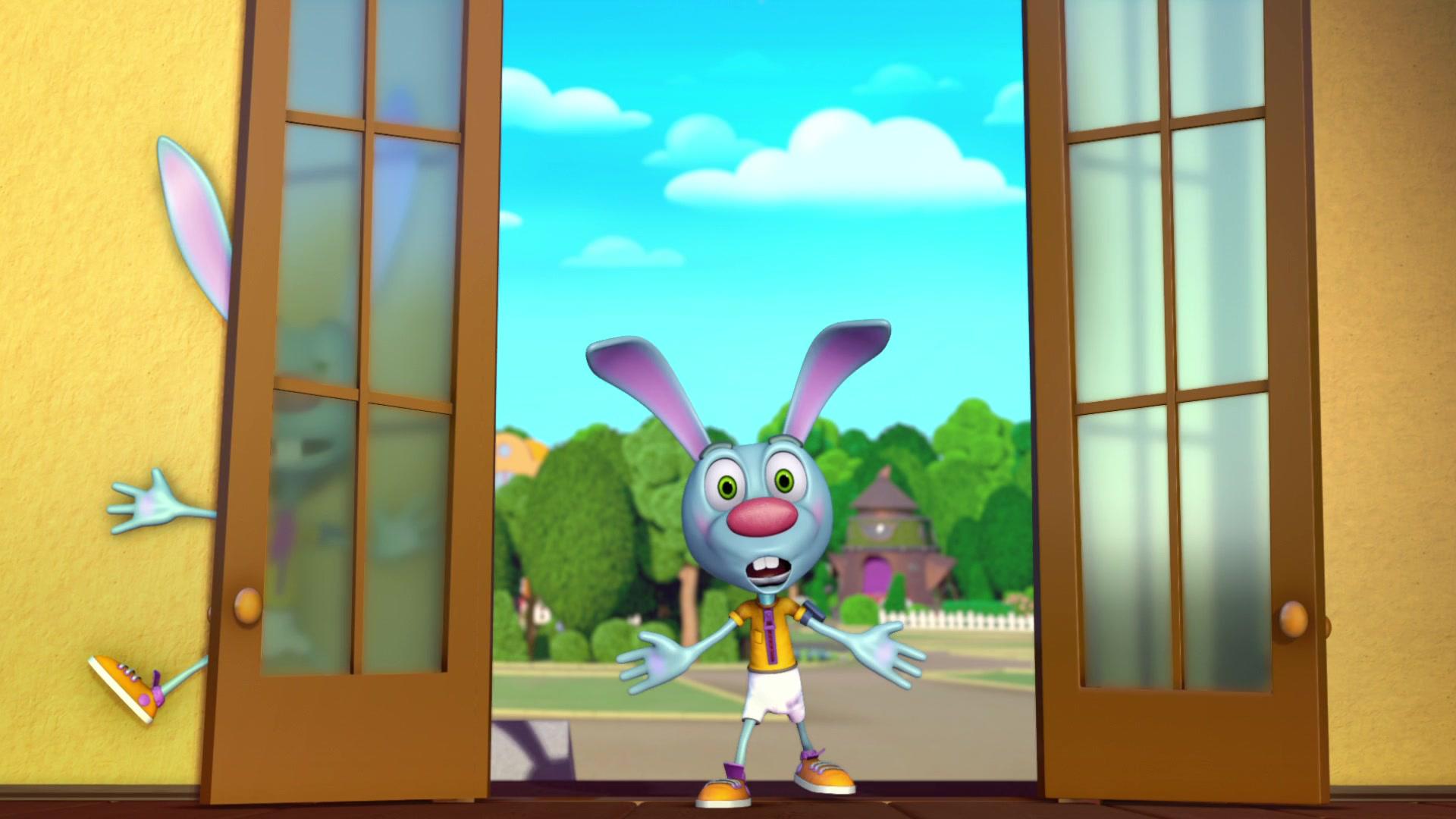 10 друзей Кролика - Серия 10