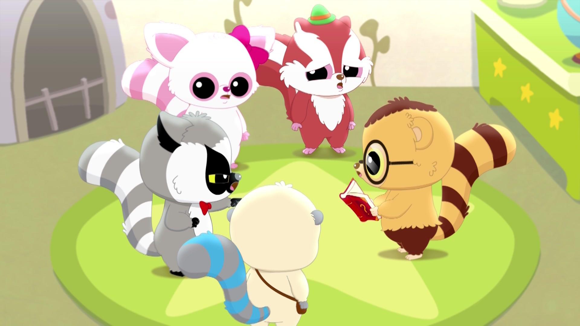 Юху и его друзья - Серия 10