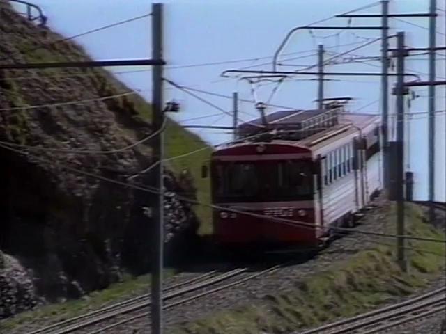 Путешествие вокруг Европы по железной дороге - Серия 1