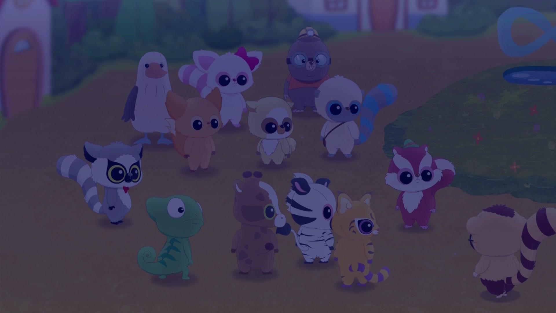 Юху и его друзья - Серия 41