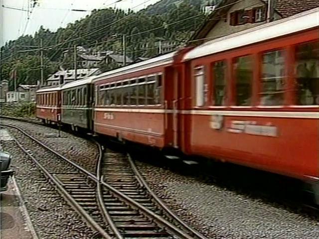 Путешествие вокруг Европы по железной дороге - Серия 23