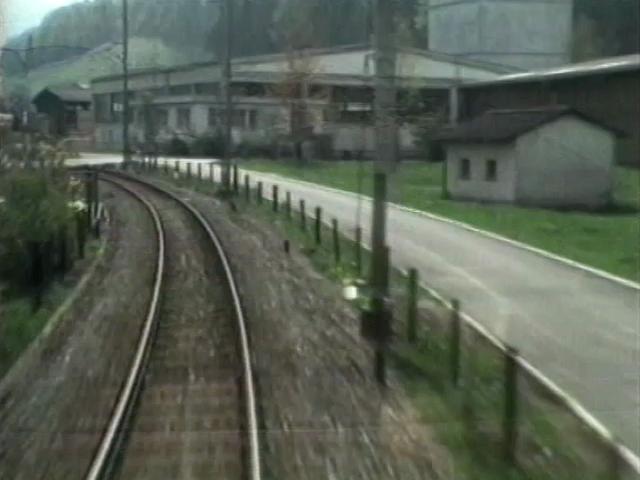 Путешествие вокруг Европы по железной дороге - Серия 25