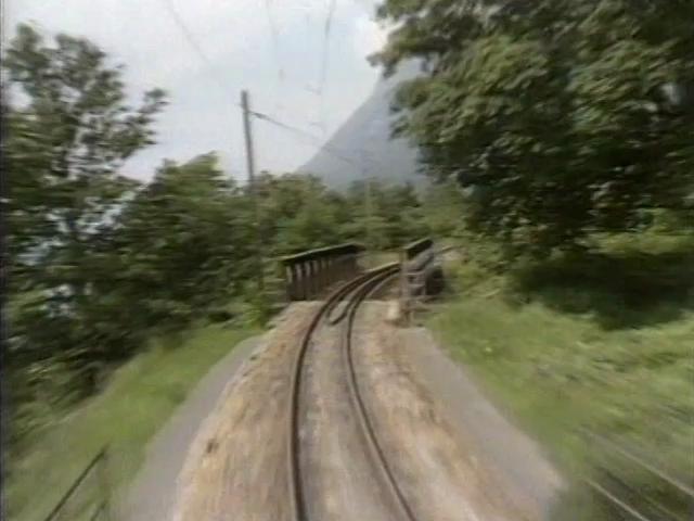 Путешествие вокруг Европы по железной дороге - Серия 9
