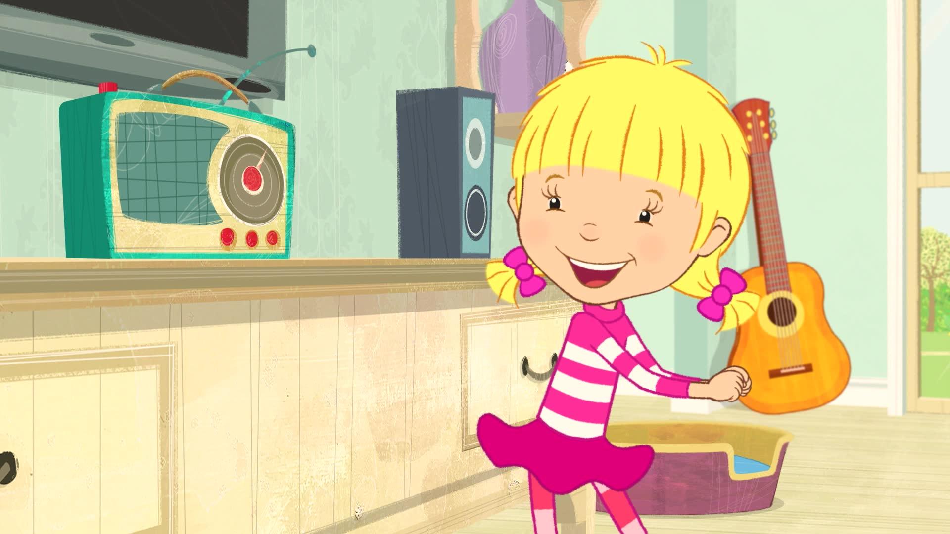 Дейзи и Олли / Почему от этой песни мне хочется танцевать?