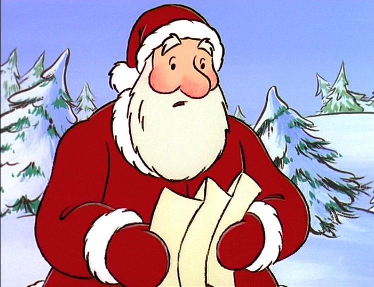 Сказочные истории / Дед Мороз и кукла Том