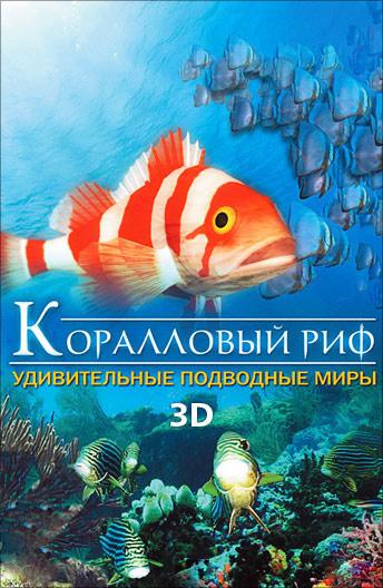 Коралловый риф: удивительные подводные миры 3D