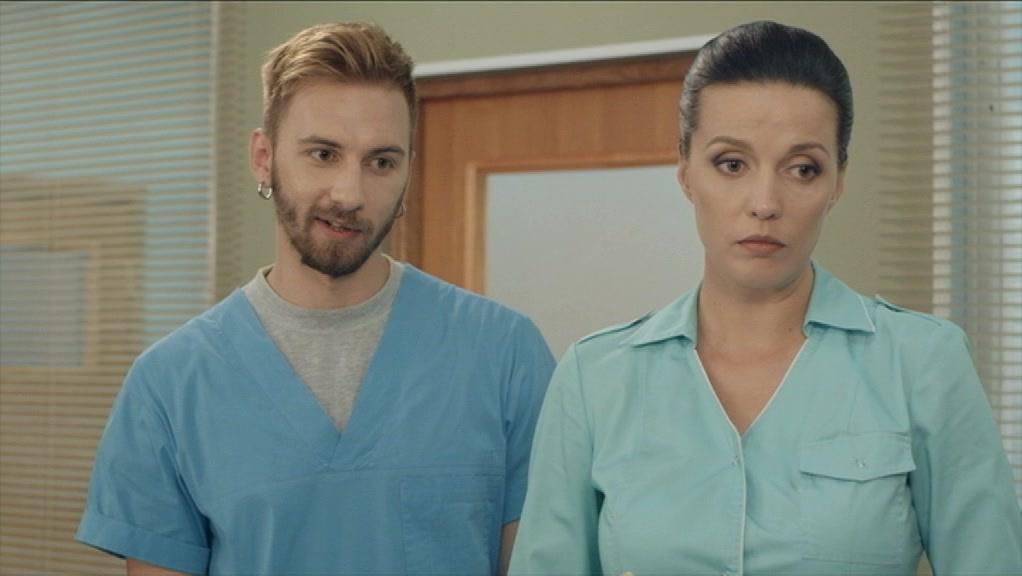 Дежурный врач (На украинском языке) - Серия 2