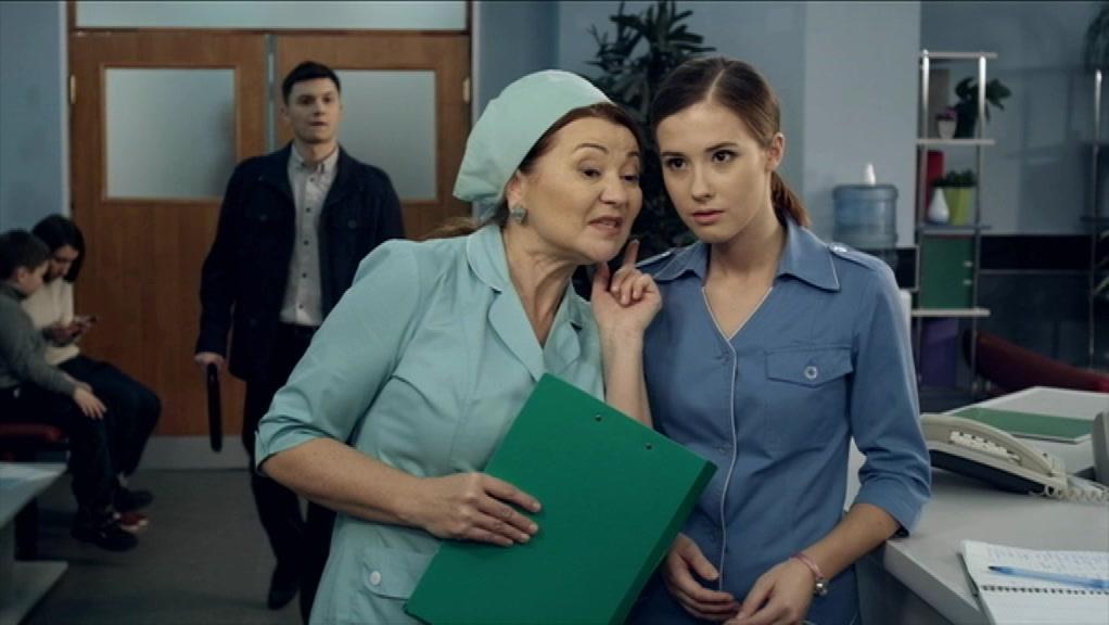 Дежурный врач (На украинском языке) - Серия 19