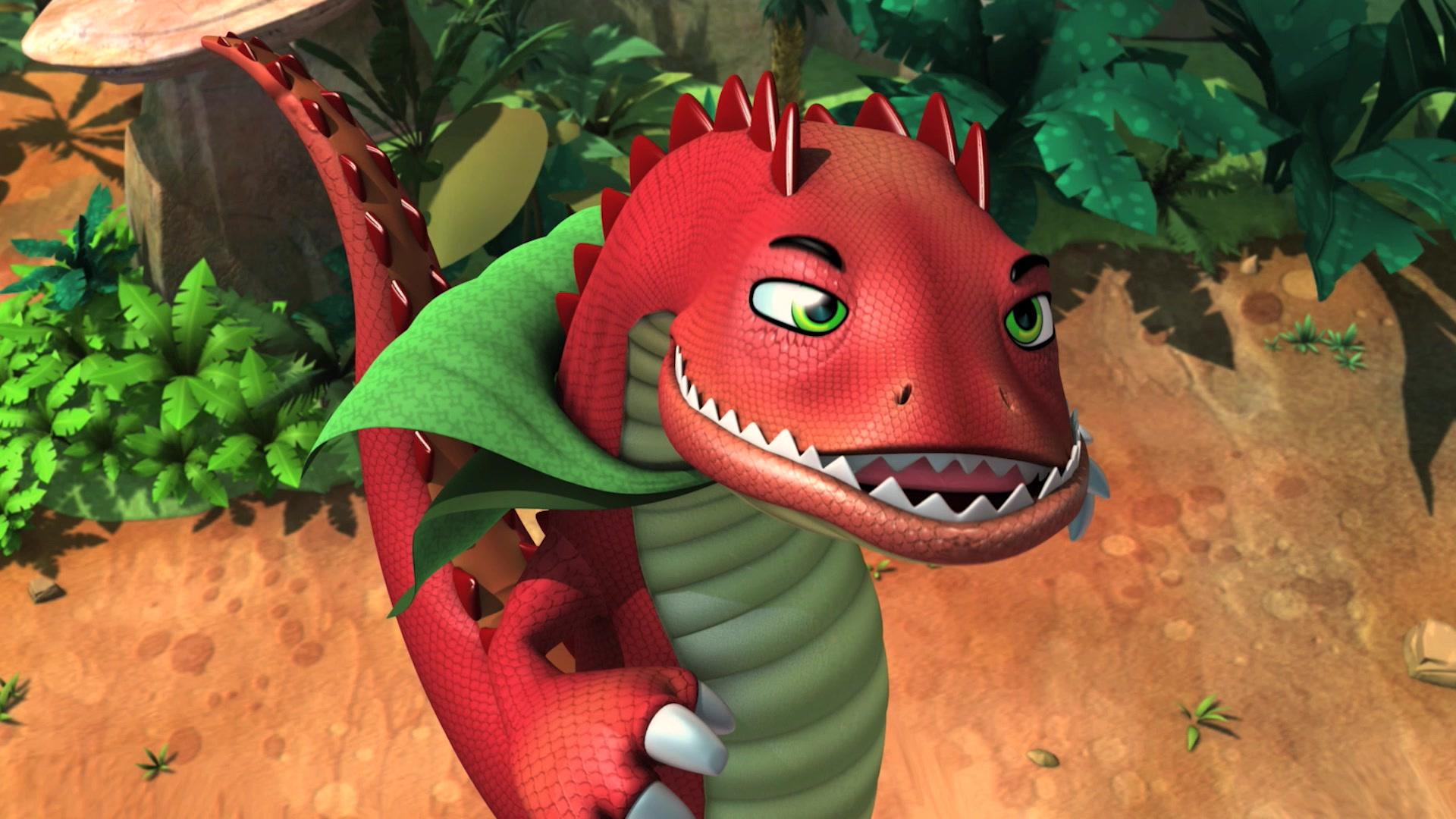 Зверята / Первый динозавр