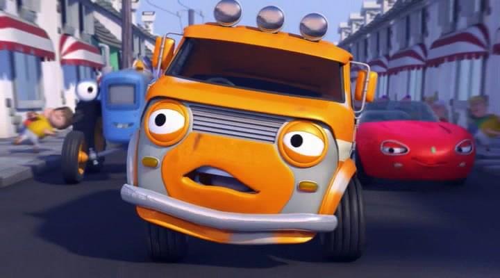 Олли: Веселый грузовичок / Счастливый билет